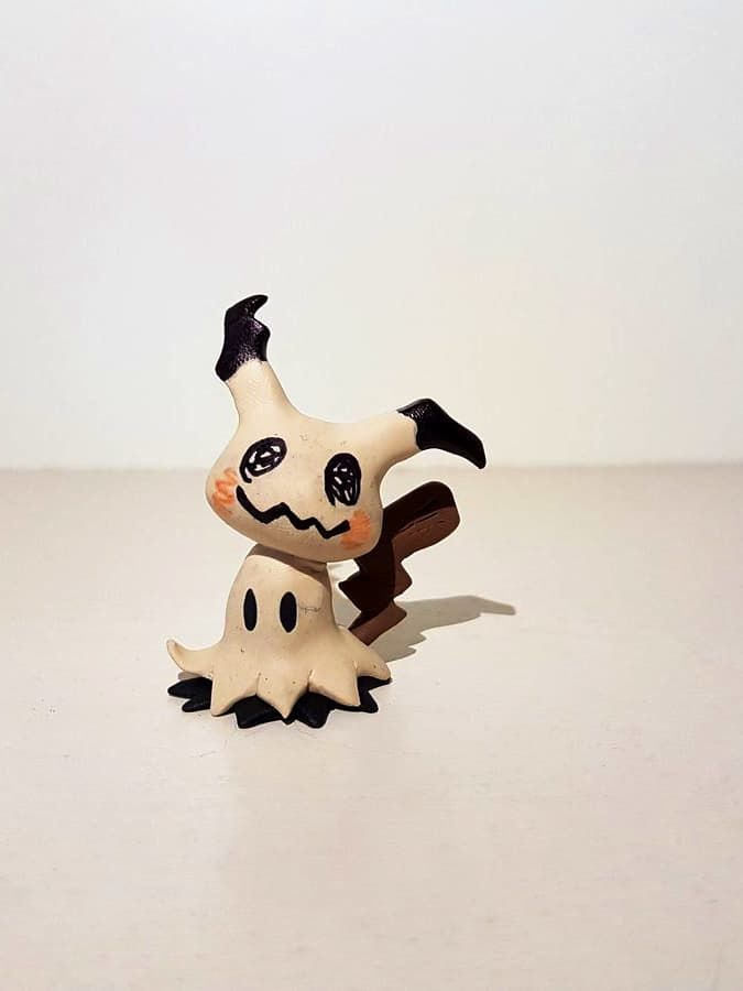 Mimikkyu is precious and must be protected at all costs.