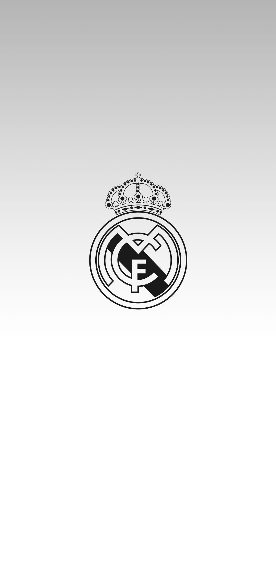 Real Madrid Black White Real Madrid Wallpapers Real Madrid Logo Real Madrid Logo Wallpapers