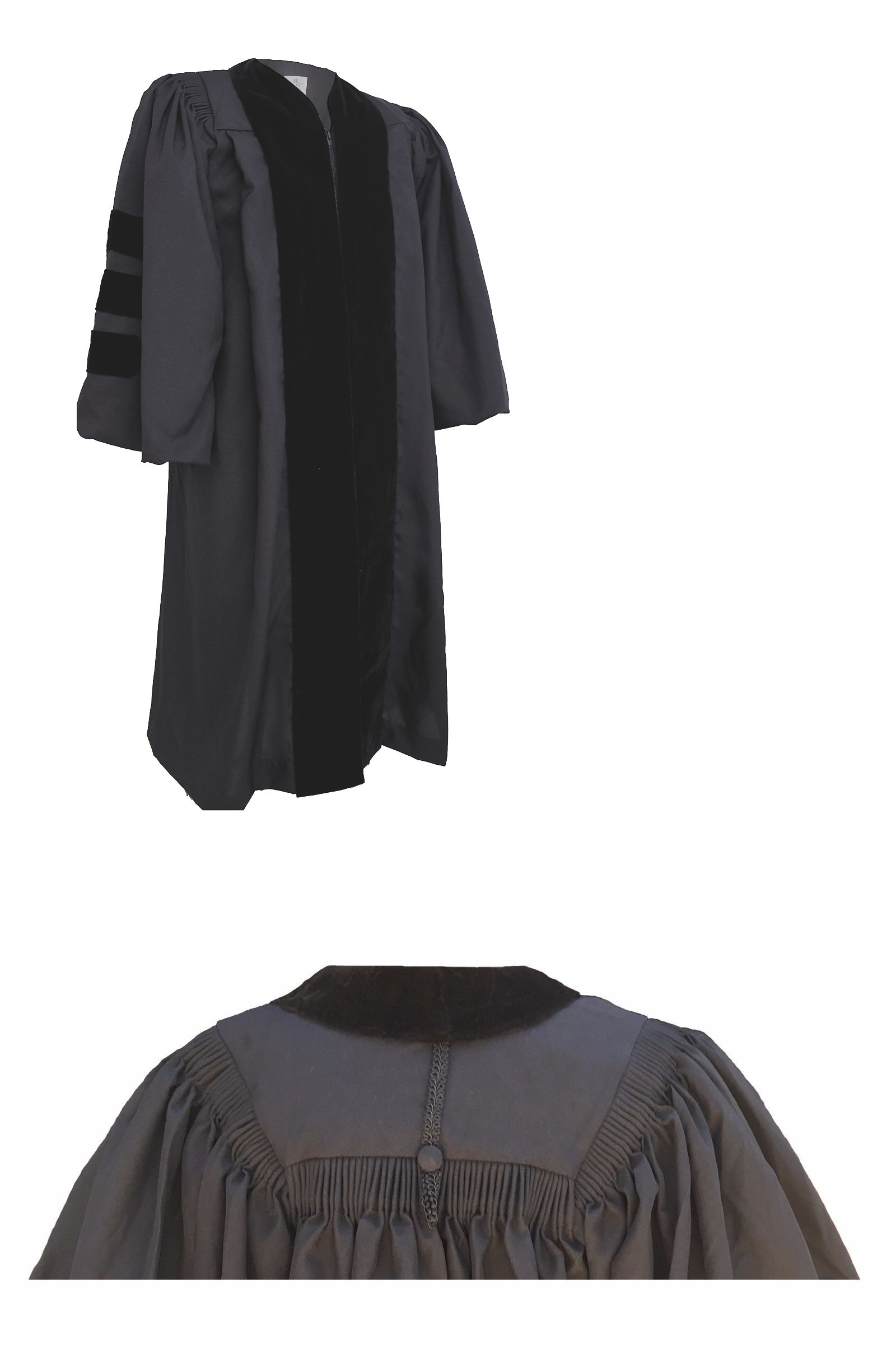 Other Uniforms and Work Clothing 163528: Deluxe Doctorate Doctoral ...