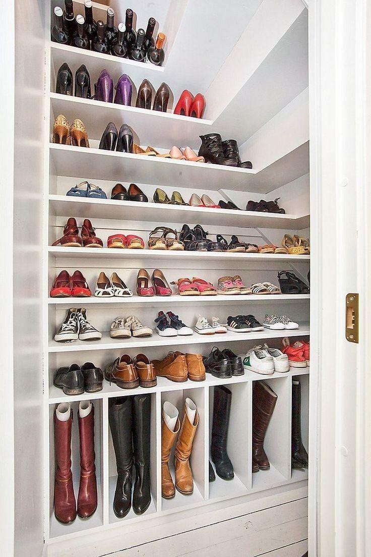 состав гардеробная с полками для обуви фото сердцем точно