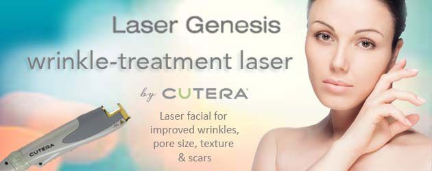 Laser Genesis A No Downtime Treatment To Remove Redness Improve Skin Texture And Erase Wrinkles Rosacea Treatment Rosacea Skin Care Sensitive Skin Care
