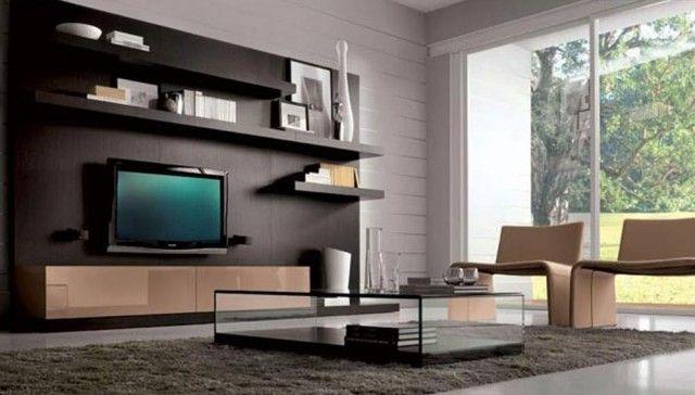 Décoration salon - 32 idées pour embellir votre espace maison ...