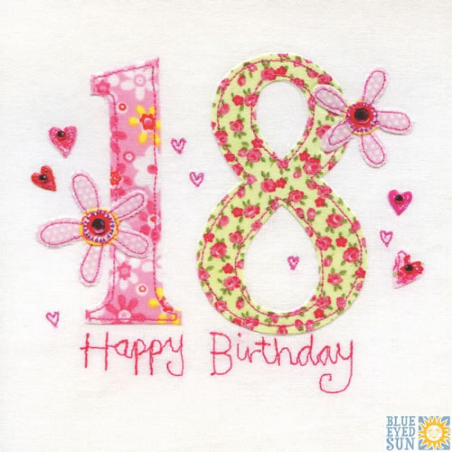 Happy 18th birthday google search birthday pinterest milestone birthday birthday shop by occasion kristyandbryce Image collections