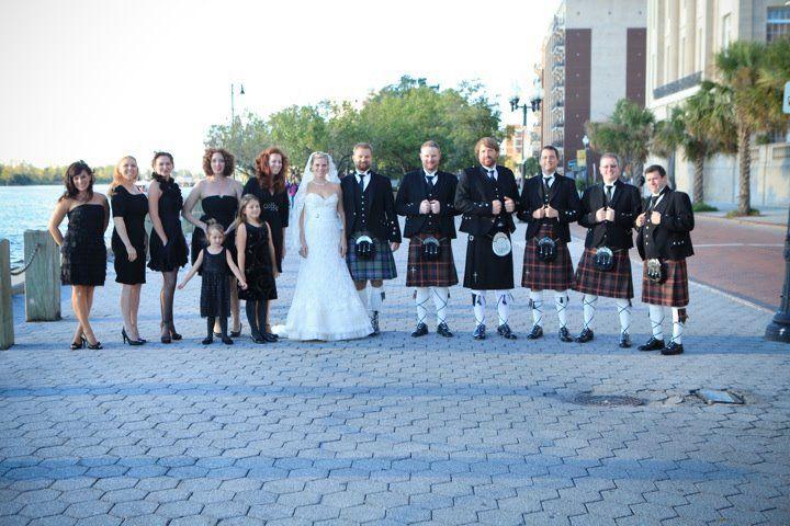 Audra & Johnny's wedding!