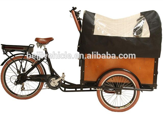 Source Children Transport Front Loading Three Wheel Electric