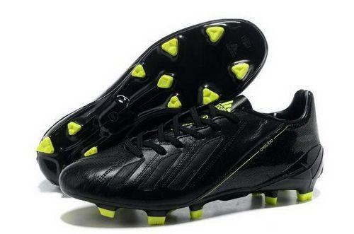 24c32306467 ... shopping adidas adizero f50 metallic trx fg leather all black review  fa276 9990e