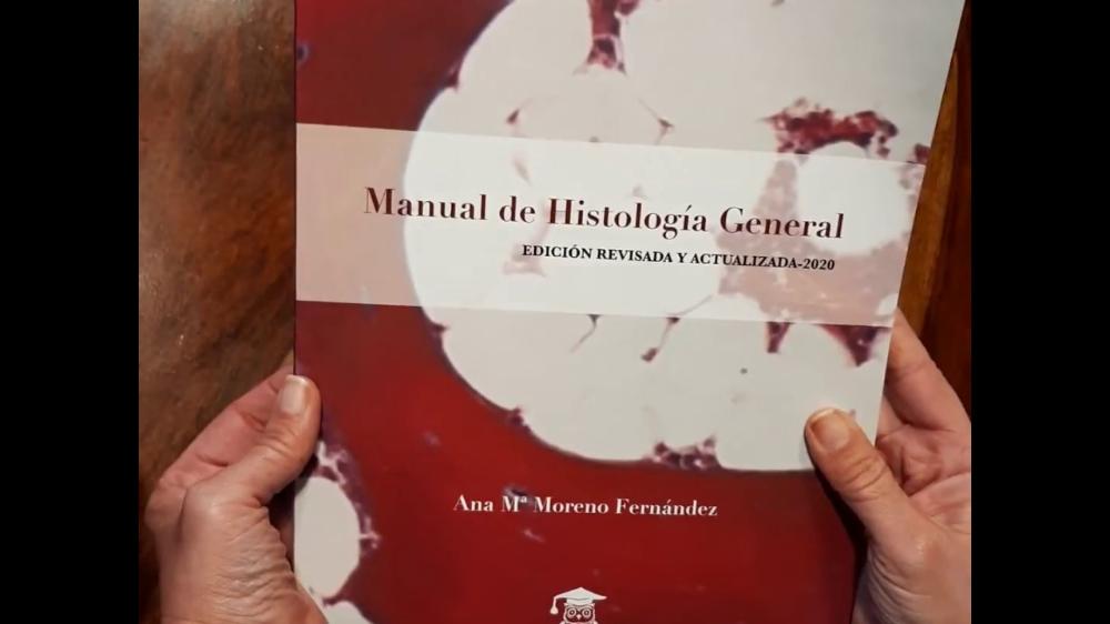Manual De Histología General Ana María Moreno Fernández Colaboradores Jonathan Benoit Perejón Borja Fernández Gordillo Francisco J Histología Morenas