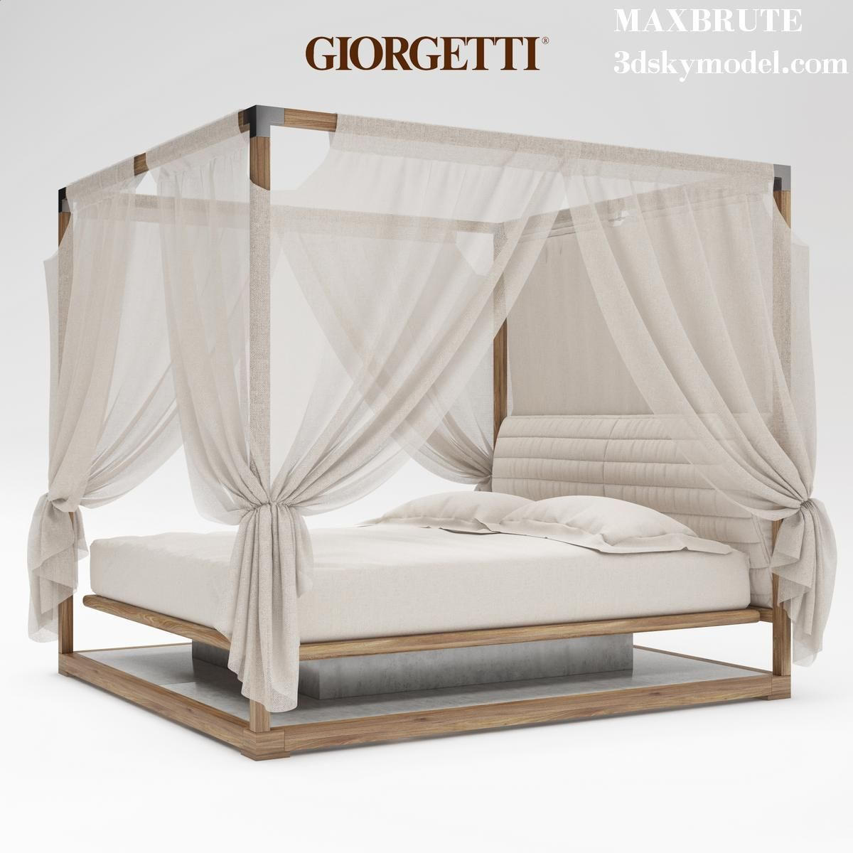 Ira Canopy bed by Canopy bedroom, Crib canopy