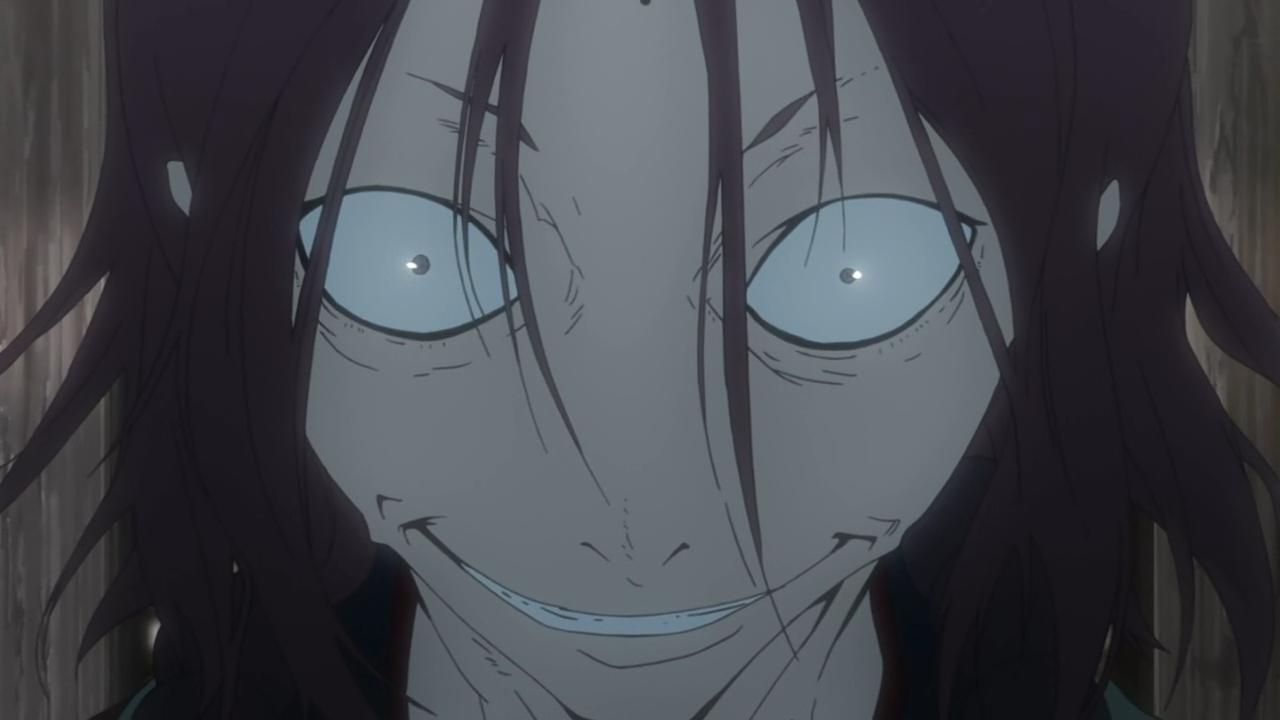 Deadman Wonderland 01 Png 1280 720 Anime Faces Expressions Anime Smile Anime