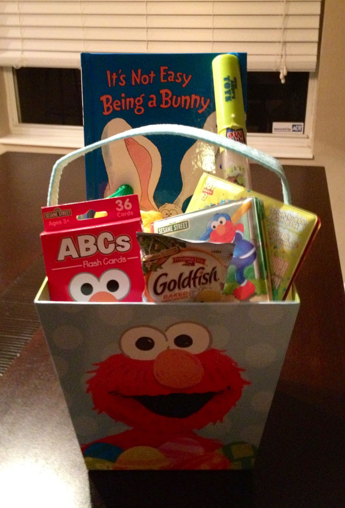 Easter Basket Crafts For Toddlers
