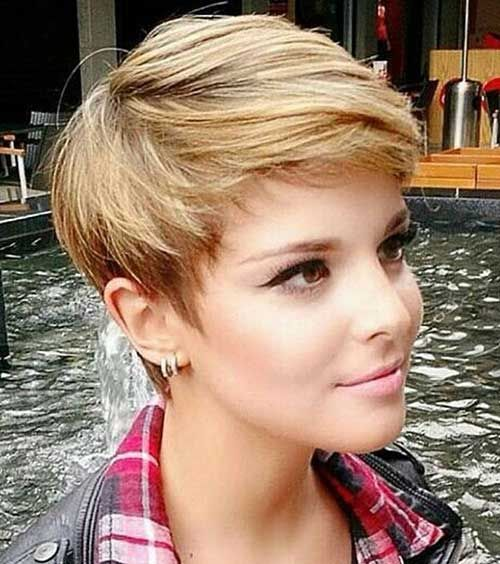 Try On Hairstyles Amusing Trendy Women's Short Haircuts You Should Try  Short Haircuts