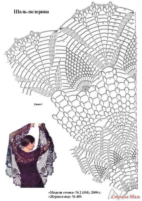 Photo of scialle viola scuro by dana,  #dana #scialle #scuro #viola