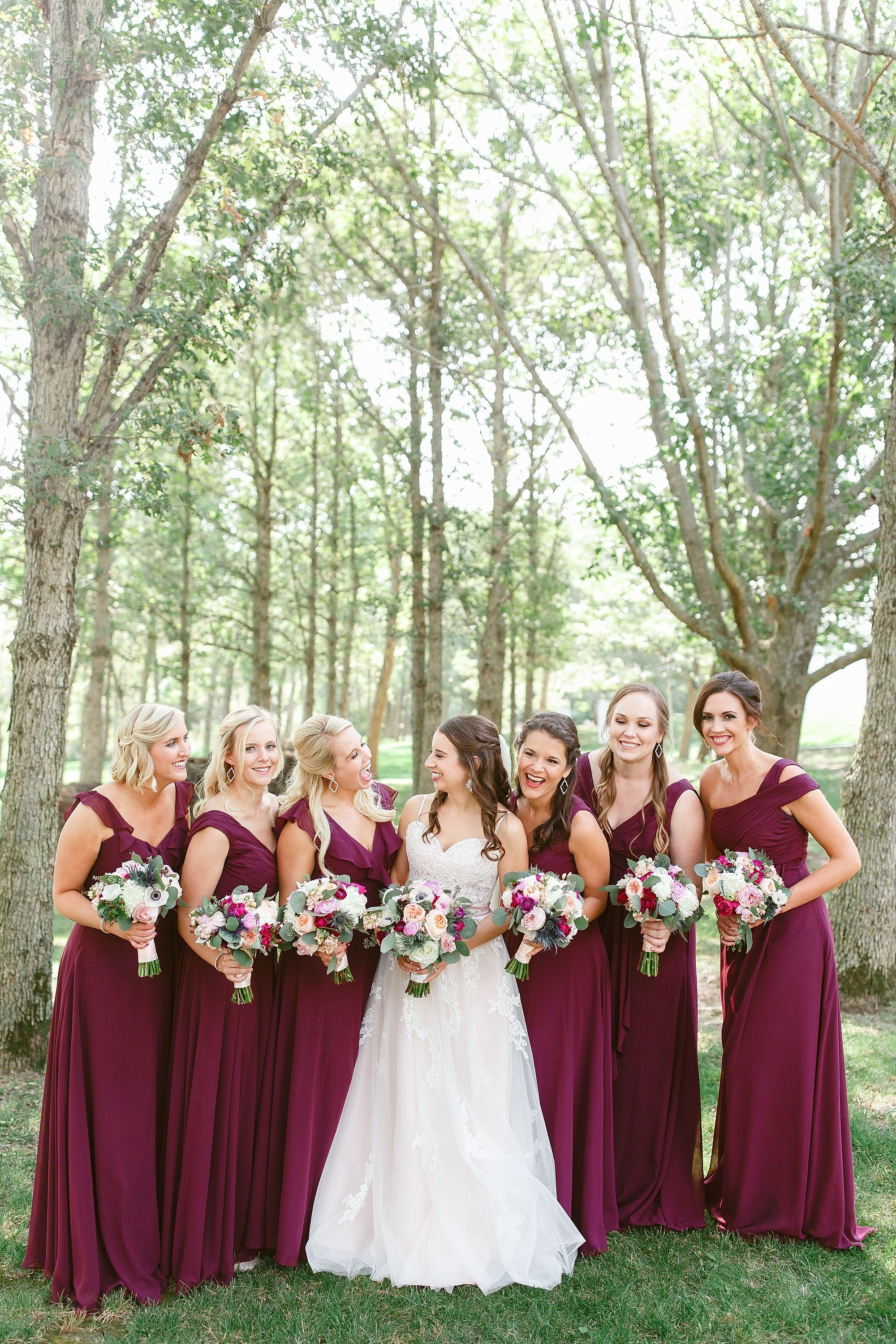 Barn Wedding Red Bridesmaid Dresses Red Dresses Maroon Bridesmaid Dresses Green Bridesmaid Dresses Red Wedding [ 3000 x 2000 Pixel ]