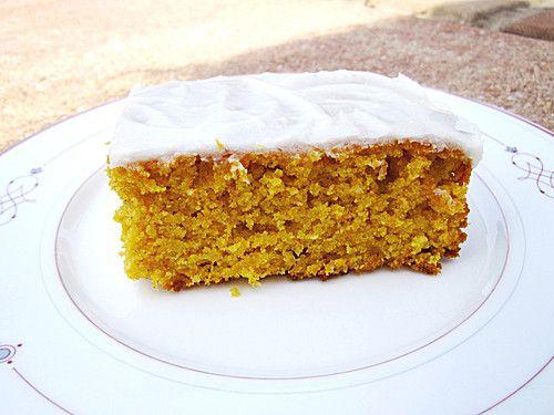 Dinkel-Möhren-Nuss-Kuchen
