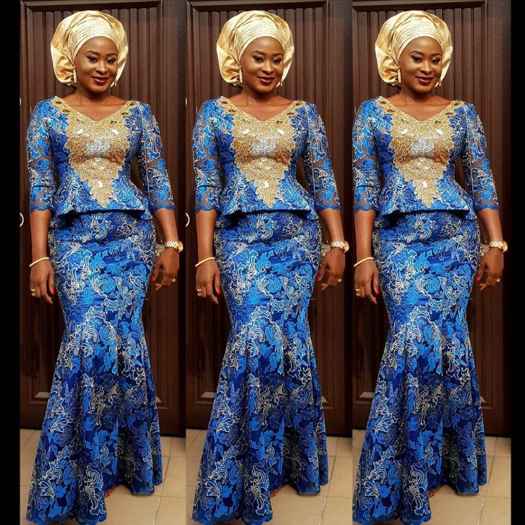 Aso Ebi Fashion African Fashion Dresses African Fashion
