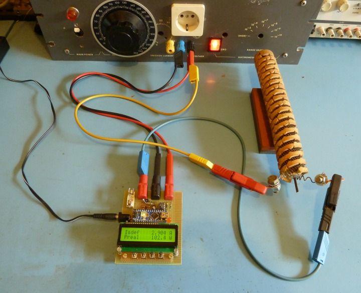 using the wattmeter | electronic | Pinterest | More Arduino, Diy ...