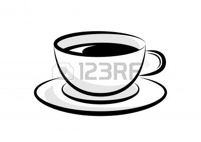 Icon of cup Stock Photo - 12685976