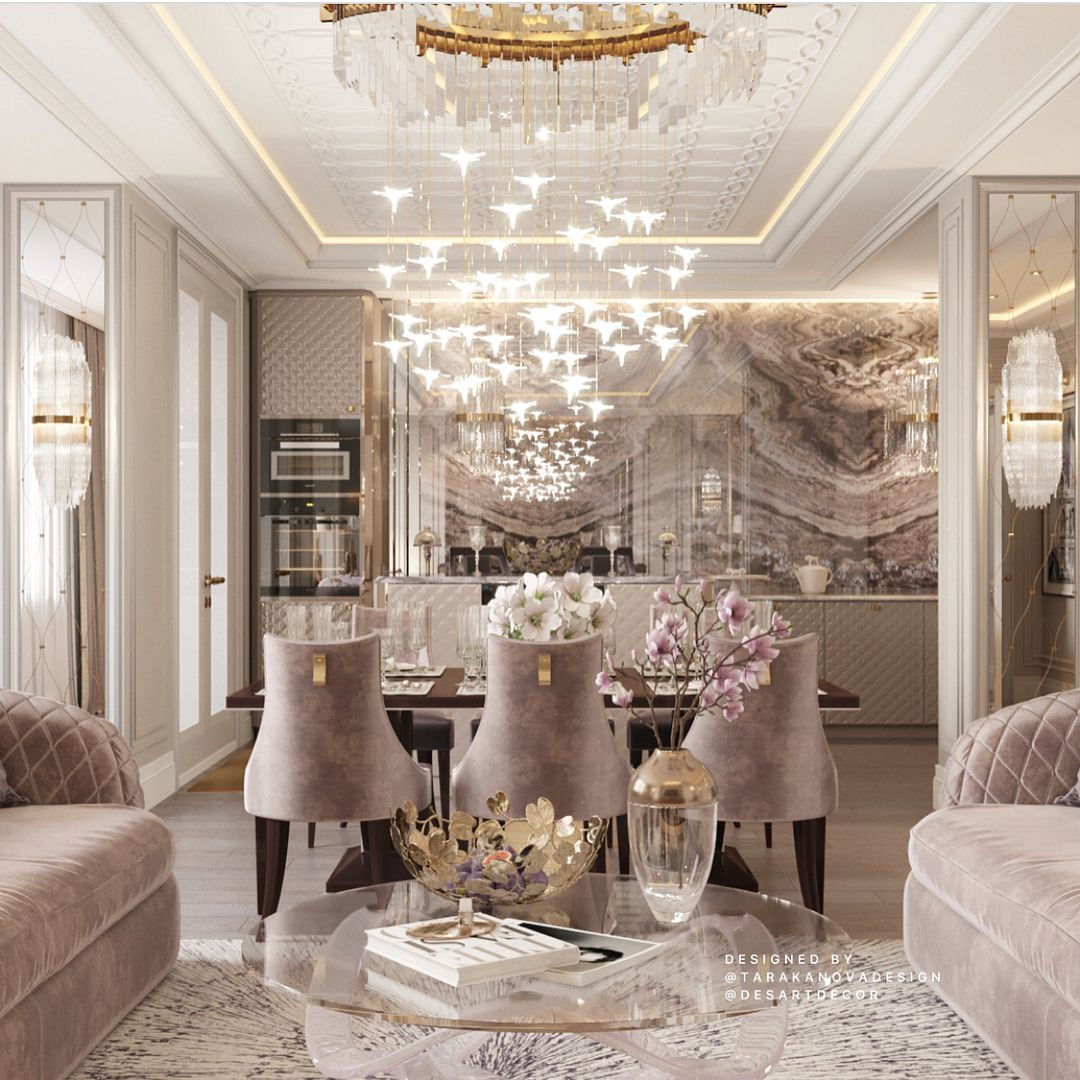 Join Us And Discover The Best Selection Of Luxury Lighting Fixtures For Your Dining Room Interi With Images Luxury Dining Room Beautiful Dining Rooms Dining Room Interiors