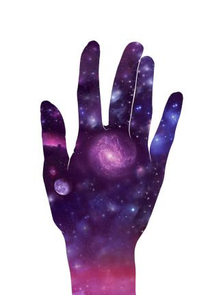 The universe in your hands