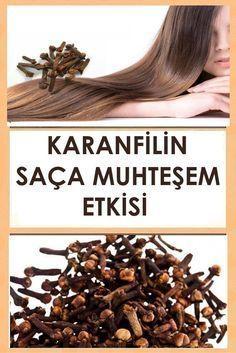 Karanfille Sac Bakimi Nasil Yapilir Diy Hair Care Hair Care