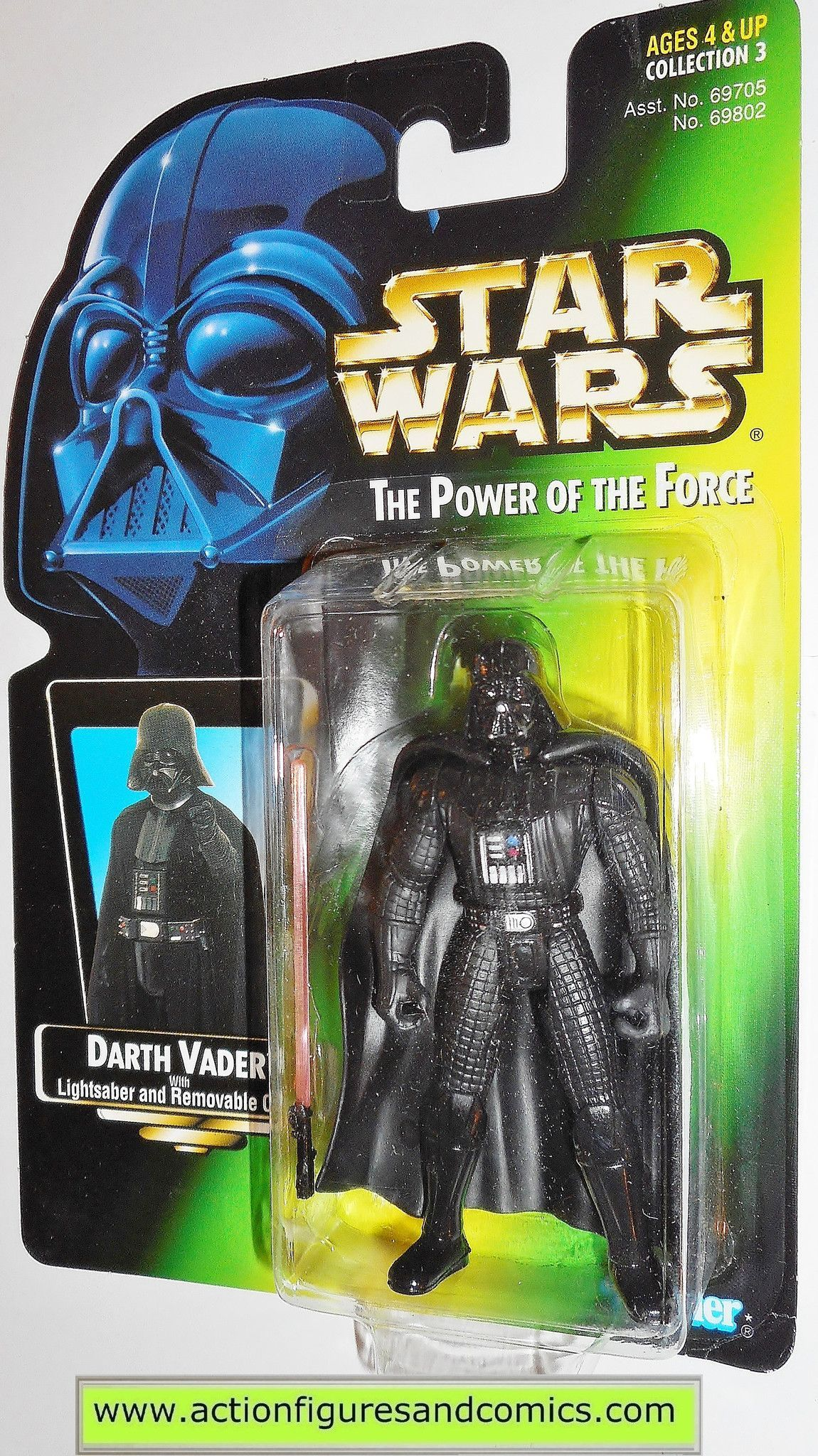 Star Wars Power of the Force POTF Green Card Han Solo Endor .00