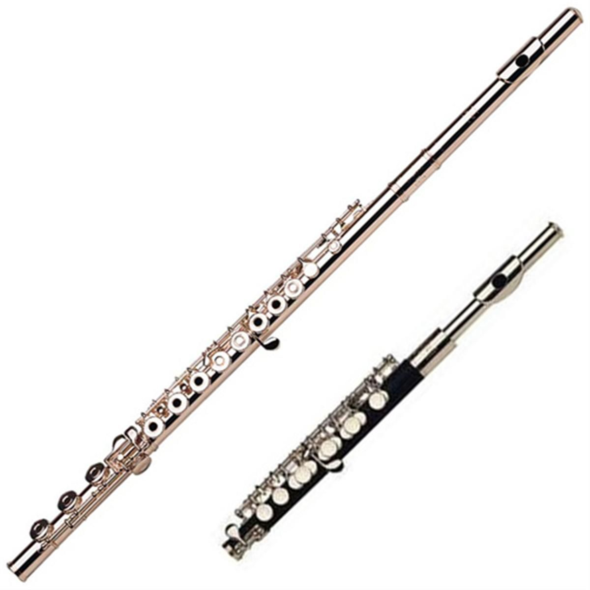 Gemeinhardt 3oshb Flute And 4pmh Piccolo Combo And More C Flutes W Flute Piccolo Woodwind Instruments