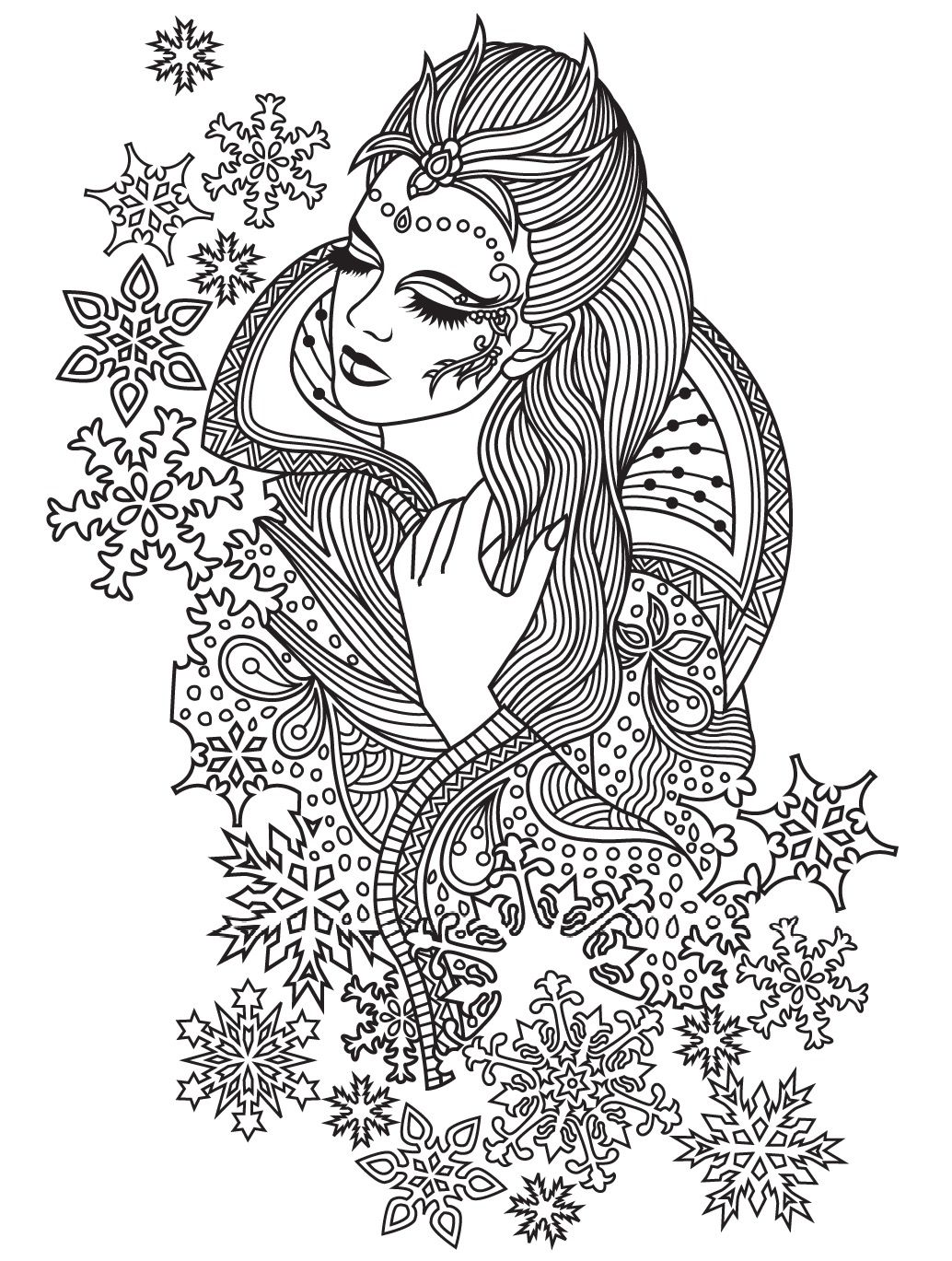 fairytales colorish coloring book app for adults by goodsofttech - Coloring Book App For Adults