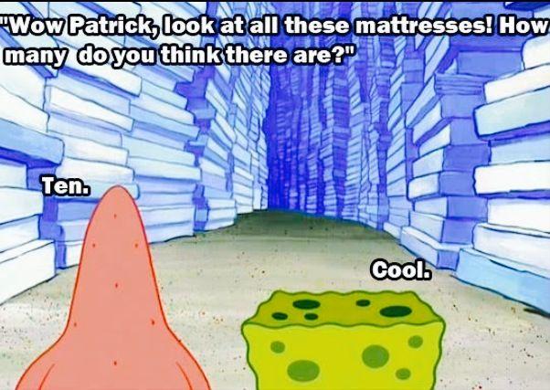 I love Spongebob and Patrick:) haha