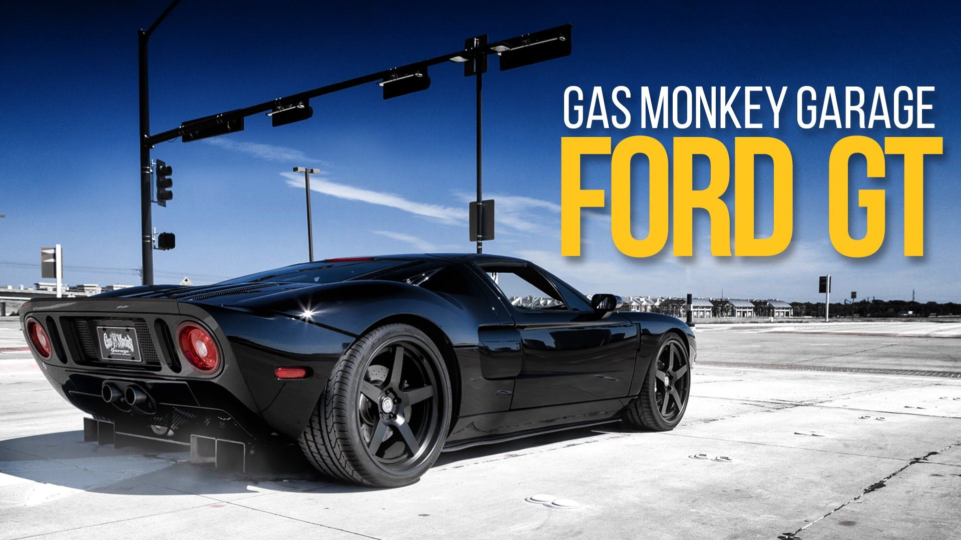Loud And Fast Gt Build Google Search Gas Monkey Garage Ford Gt Vehicles