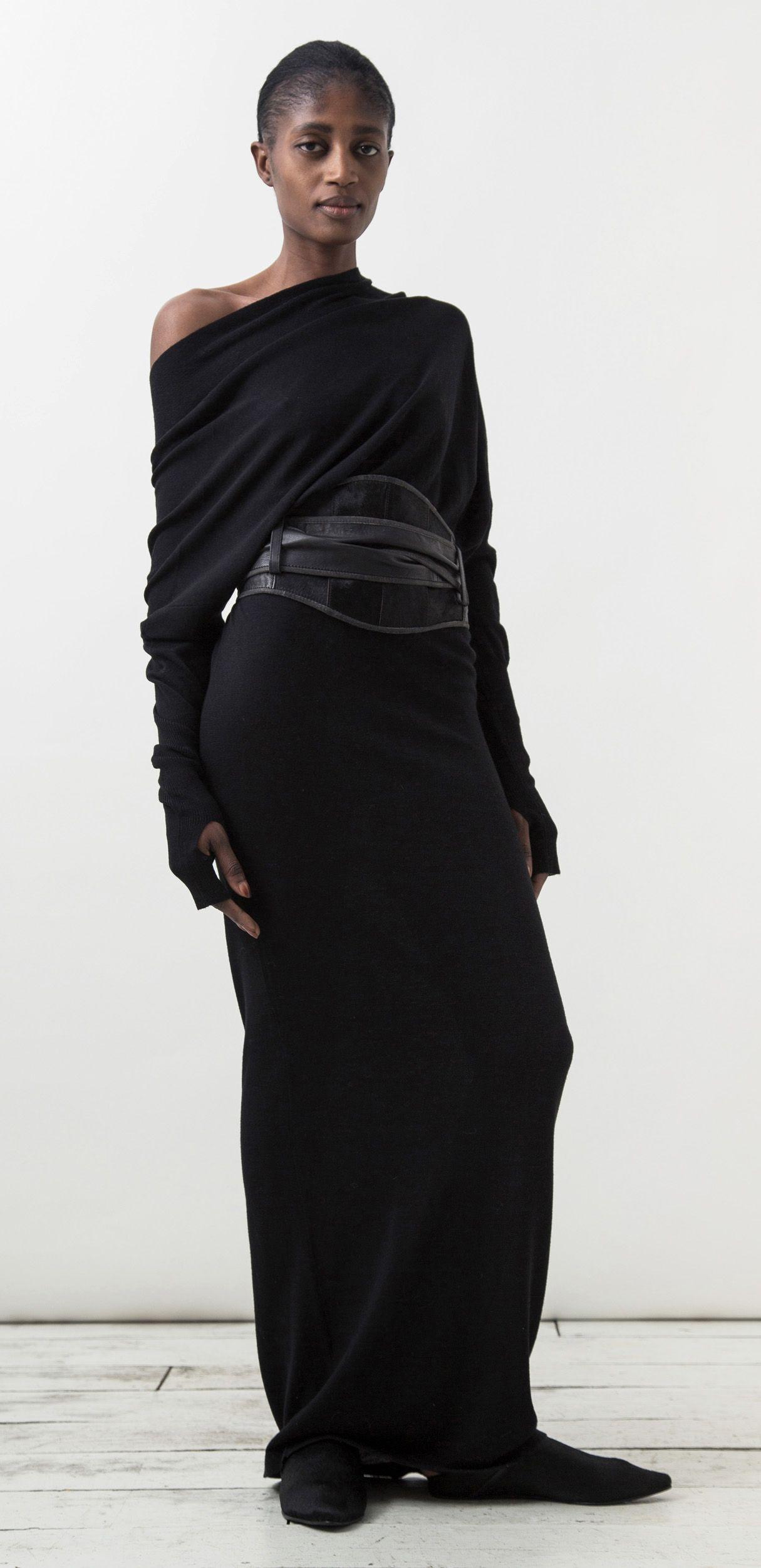 Reversible Long Sweater Dress. NICHOLAS K. 4a4ec3f89