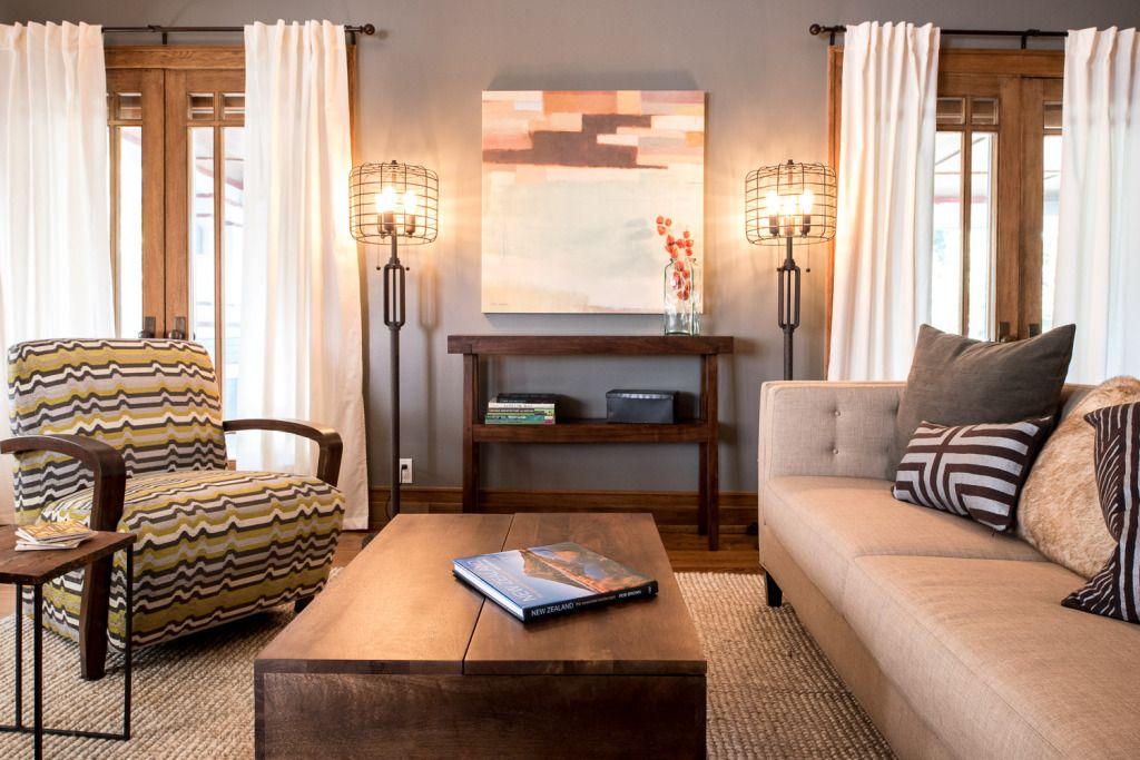 Oak Park Living Room Transformation Spotted West Elm Customer