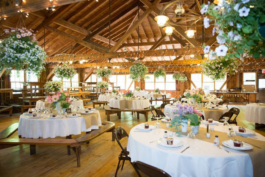 Taking The Ymca Camp Of Maine Summer And Turning It Into A Rustic Wedding Venue Takes Vision This Amazing Was Able To Pull Off