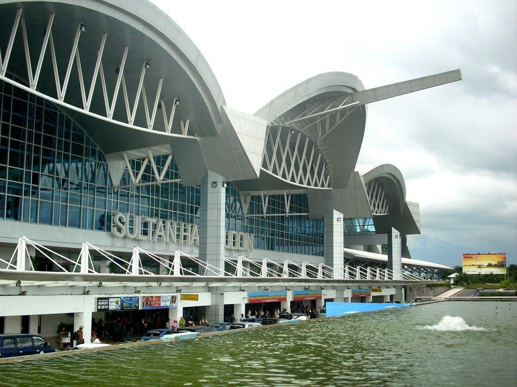 Gambar Bandara Sultan Hasanudin Makassar