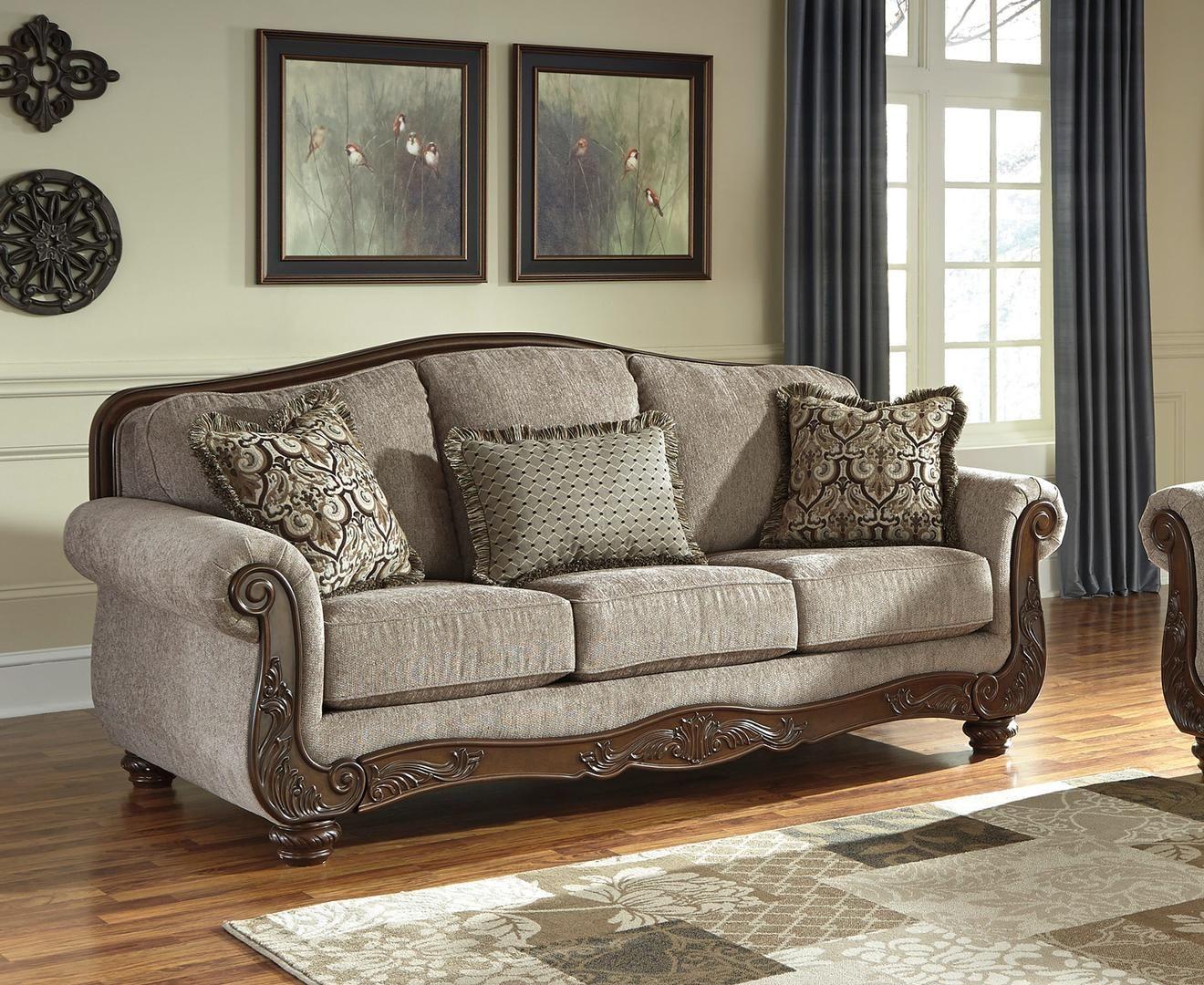 Signature Design by Ashley 5760338 Sofa, 60s furniture