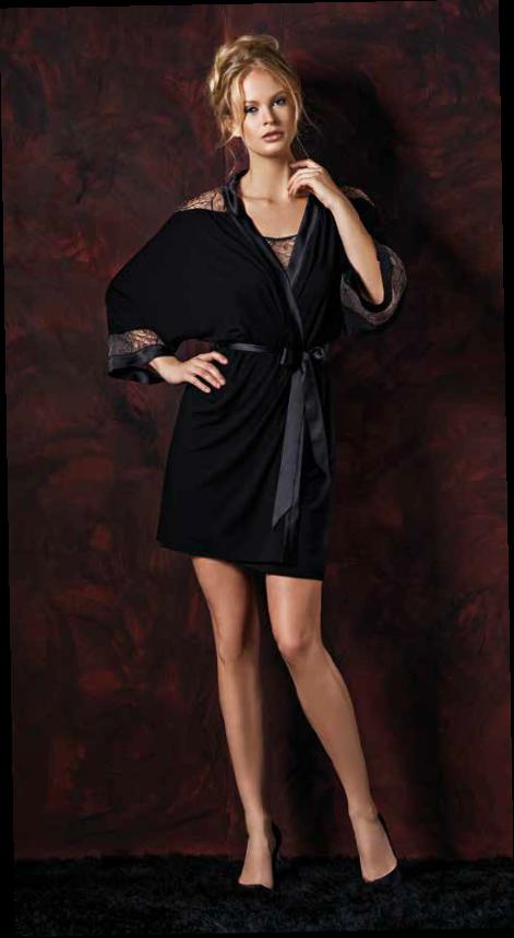 peignoir lyra lisca 2015 en rouge ou noir http://pro.reservoir-mode ...