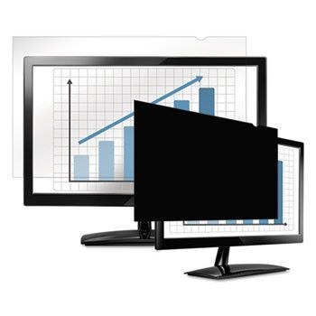 """Privascreen Blackout Privacy Filter For 27"""" Widescreen Lcd, 16:9"""