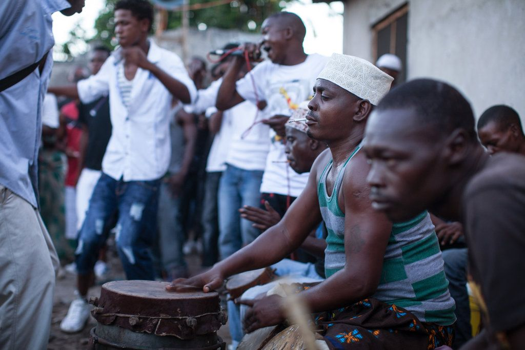 In Dar es Salaam, the country's largest city, a boisterous and exciting music scene rivals that of any in Eastern Africa.