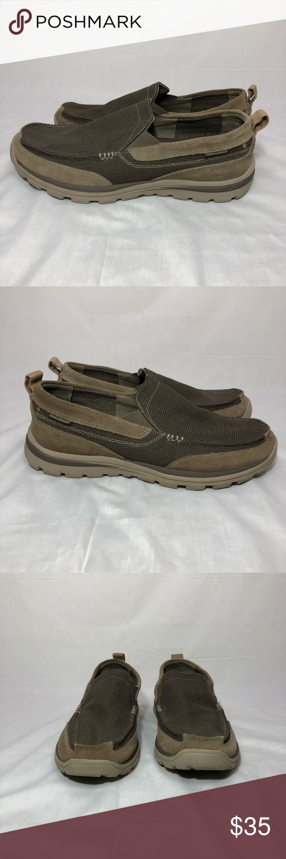 Sketchers Milford Relaxed Fit Loafer