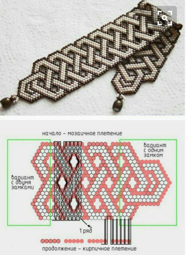 Pin by fran zdrojewski on jewelry | Pinterest | Bisuteria, Pulsera ...