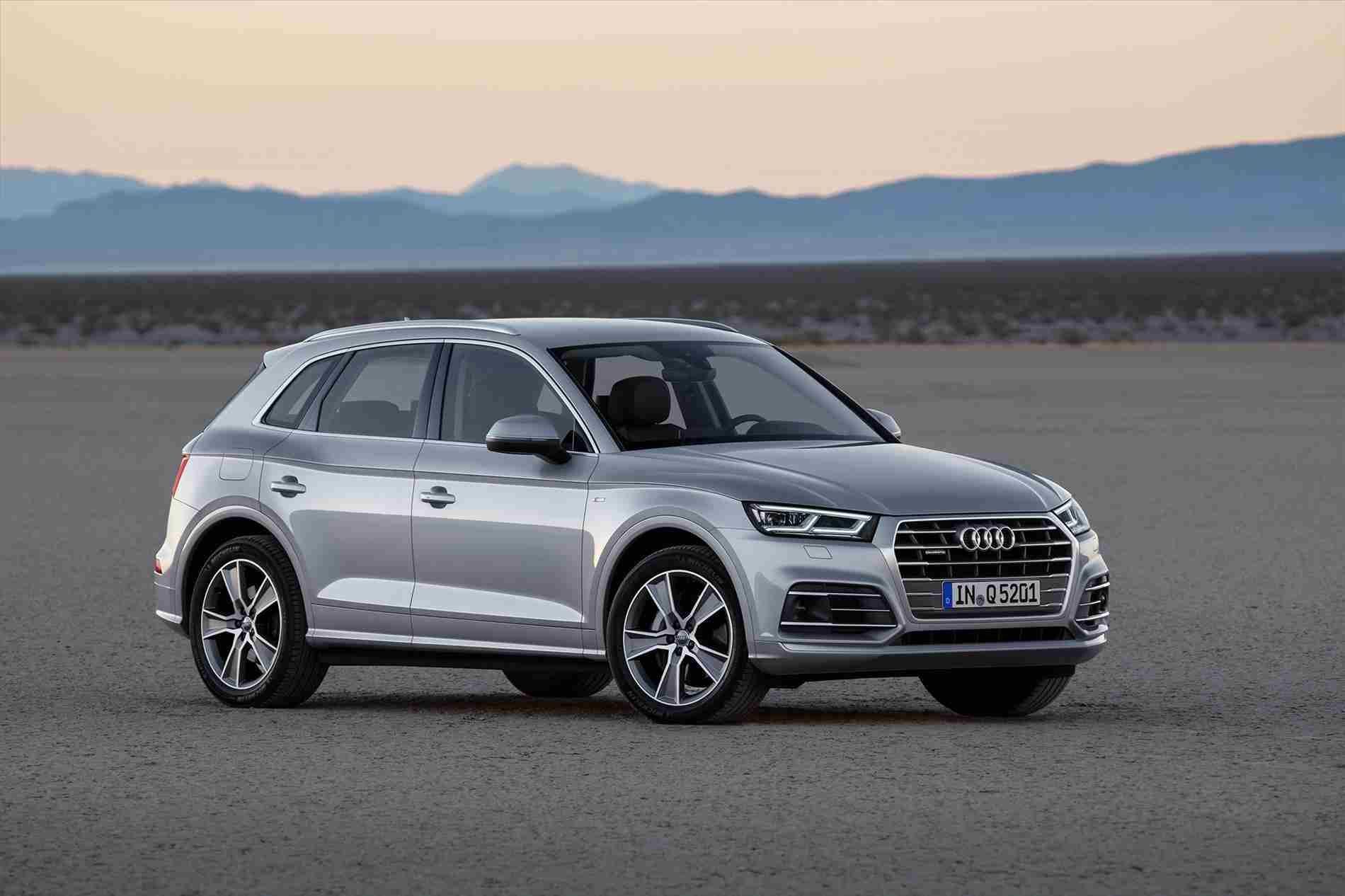 2018 Audi Q5 Hybrid Headlamp 2018 Audi Q5 Color Florett Silver Side Wallpaper 2018 Audi Q5 30 Tdi Quattro Co Best Midsize Suv Best Compact Suv Audi Q5