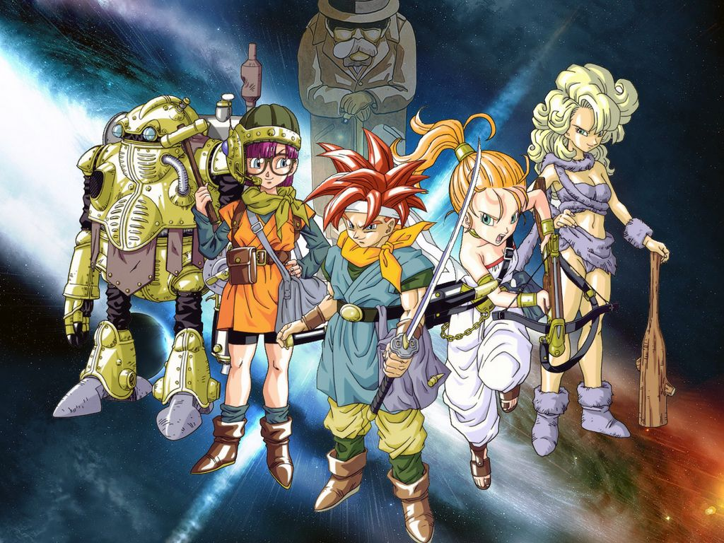 Video Game After Life 10 Rpgs To Play Before You Die Chrono Trigger Chrono Chrono Cross