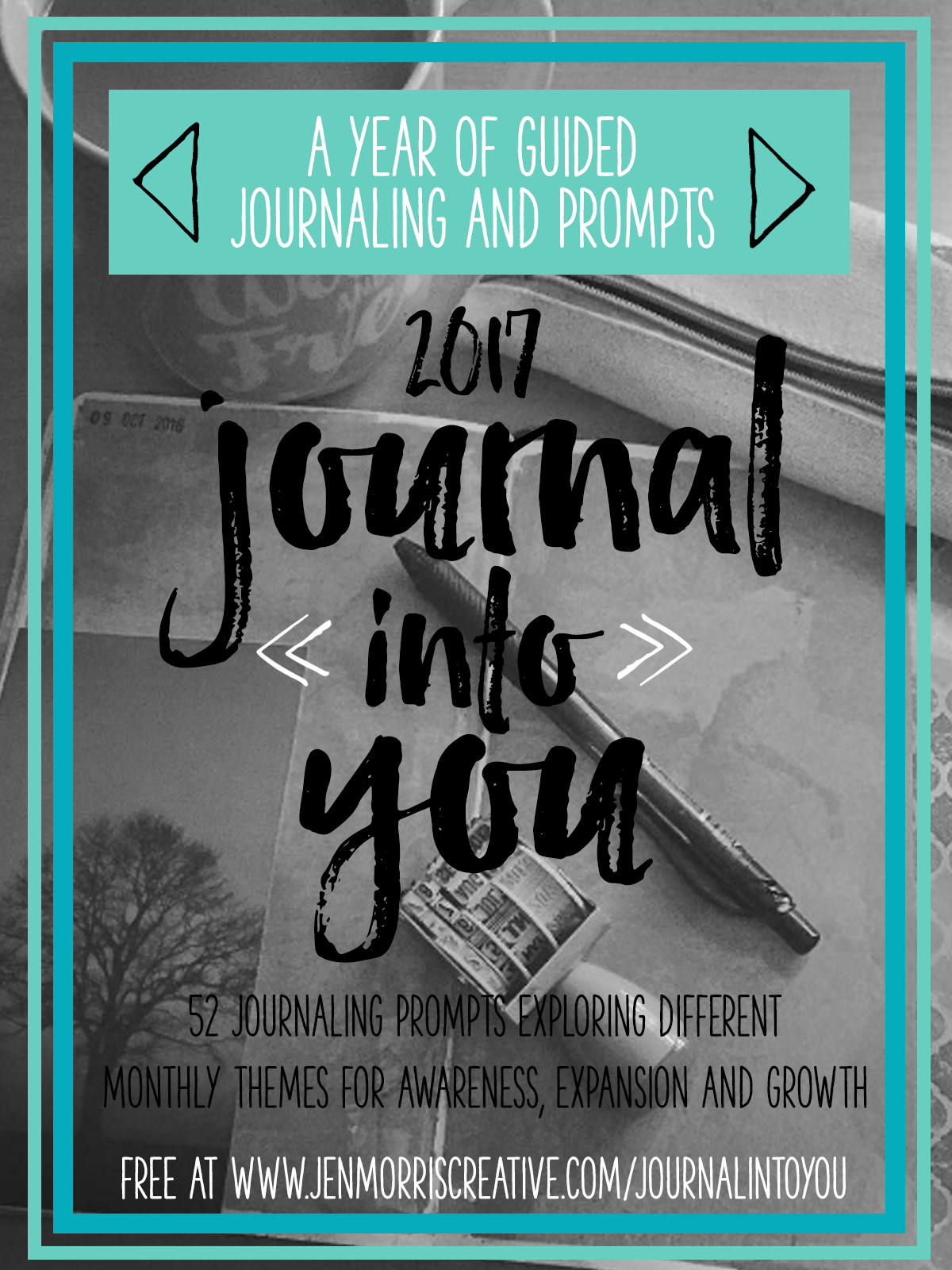 Scrapbook journaling ideas free - Free 2017 Themed Journaling Prompts Make This Coming Year One Of Growth Awareness And