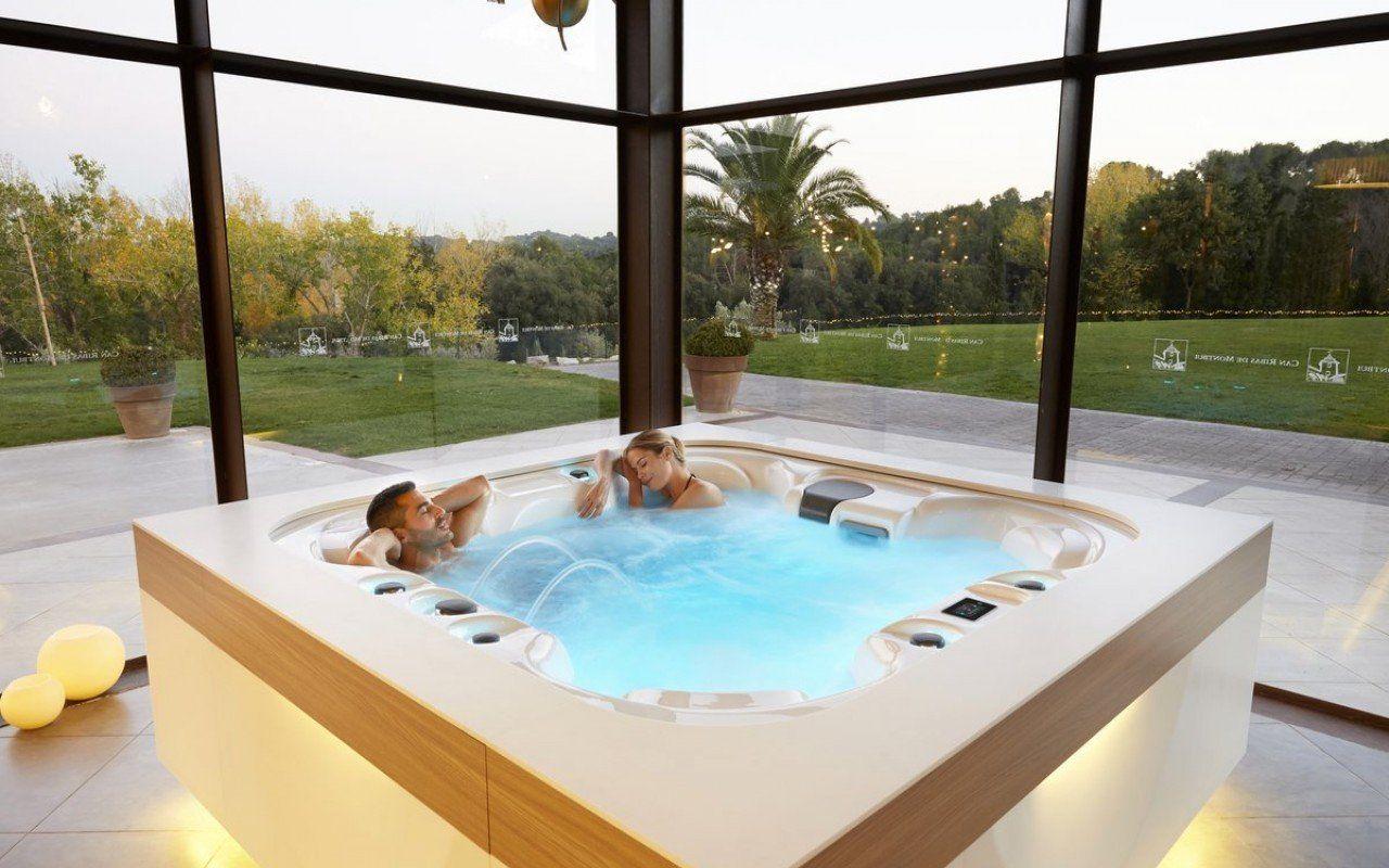 Aquatica Laguna Spa 220 240v 50 60hz Indoor Hot Tub Hot Tub Outdoor Hot Tub