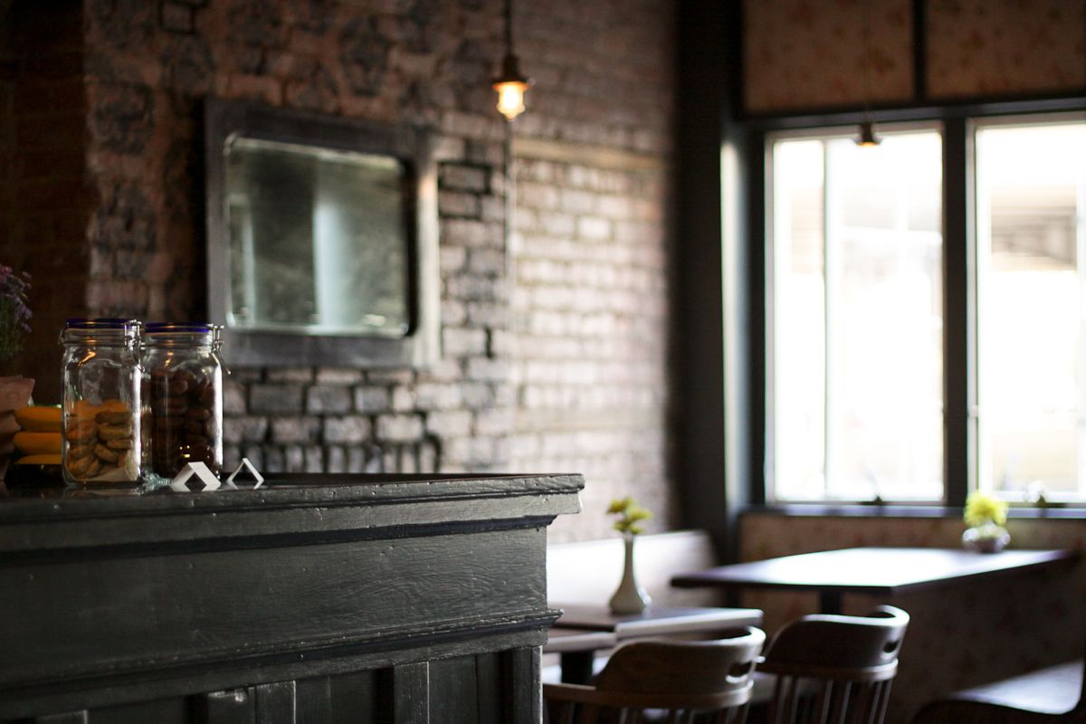 House Of Small Wonder Brooklyn Ny Caferestaurant Interior