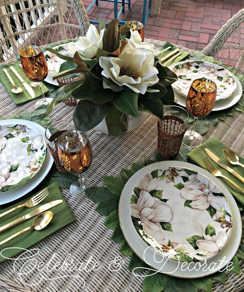 Apparecchiare Tavola In Terrazza dining alfresco on the front porch | elegant table, elegant