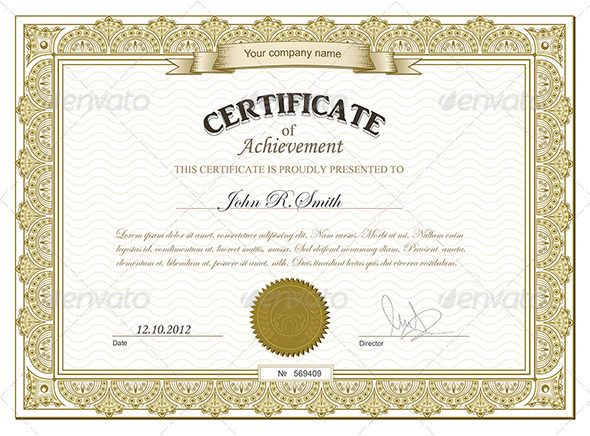 Gold certificate certificate gold and text fonts yadclub Images