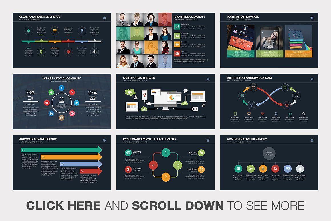 Innovation Powerpoint Template By Slidedizer On