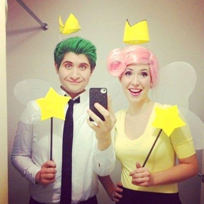96 Halloween Couple Costume Ideas That Will Honestly Amaze All - halloween costumes ideas