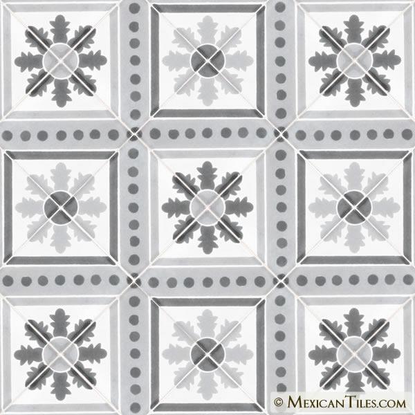 Atrium Kios Gris Glazed Porcelain Floor Tile: Pañelo Gris 2 Terra Nova Mediterraneo