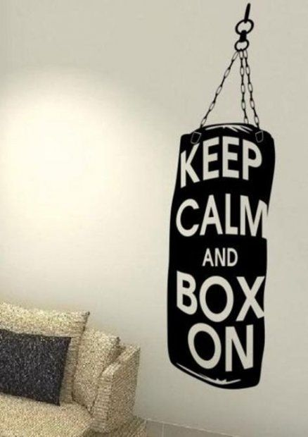 58+ ideas fitness gym decorations punching bag #fitness